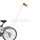 Bicycle flags