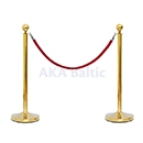 Barrier stanchions