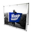 A-Frame Advertising Banner Stand