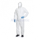 Protective disposable suit