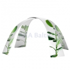 Mobile textile display MODERN ARCH