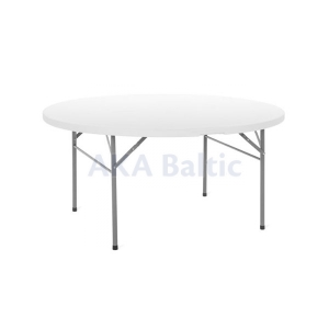 Folding table 153 cm