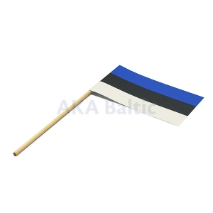 Paper flag of Estonia 10x17 cm H30
