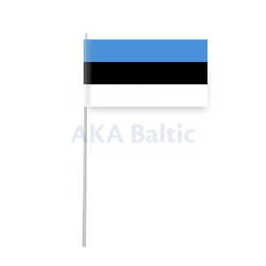 Paper flag of Estonia 12x22 cm H40