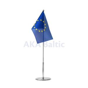 Table flag of Europe 12x20cm