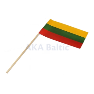 Lithuanian paper flag