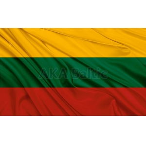 "Representative ""SILK"" Lithuanian flag 100x170"