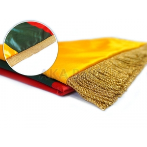 "Representative ""Presidential"" silk Lithuanian flag"