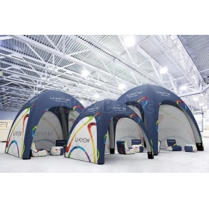 "Inflatable advertising tent ""X TENT"" 3x3"
