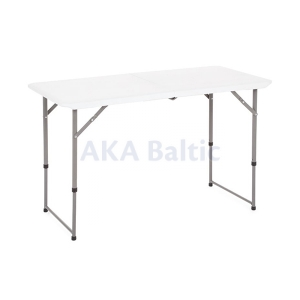 Folding table 122 x 61 cm