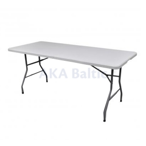 Folding table 152x71 cm