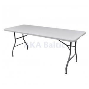 Folding table 180 x 74 cm