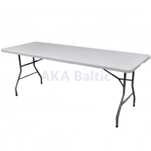 Folding table 240 x 74 cm