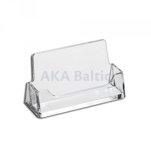Desktop Business Card Holder