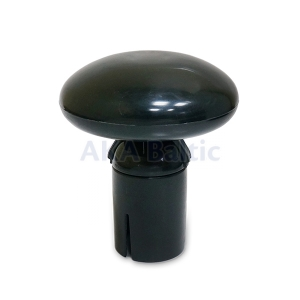 "Flagpole ""mushroom"" final BLACK"